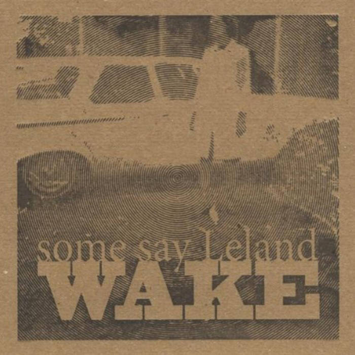 Wake cover art
