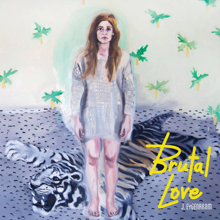 Brutal Love cover art