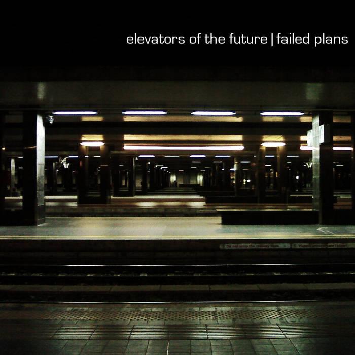 Failed Plans EP cover art