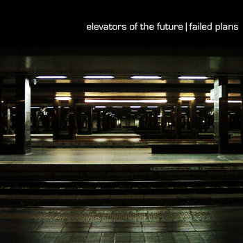 Failed Plans EP cover art