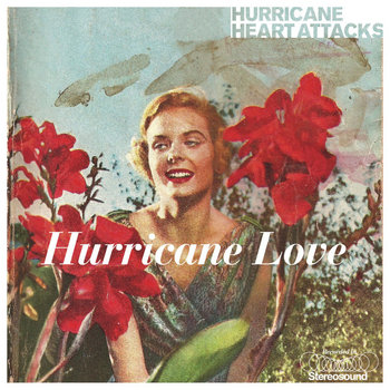 Hurricane Love (2011) cover art