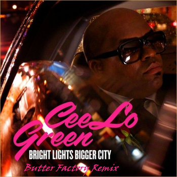Bright Lights Bigger City (ButterFactory Mix) cover art