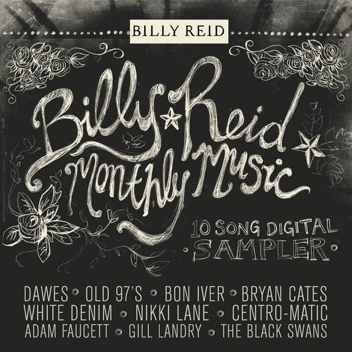 Billy Reid Fall Sampler cover art