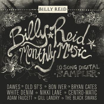 Billy Reid Fall Sampler cover art