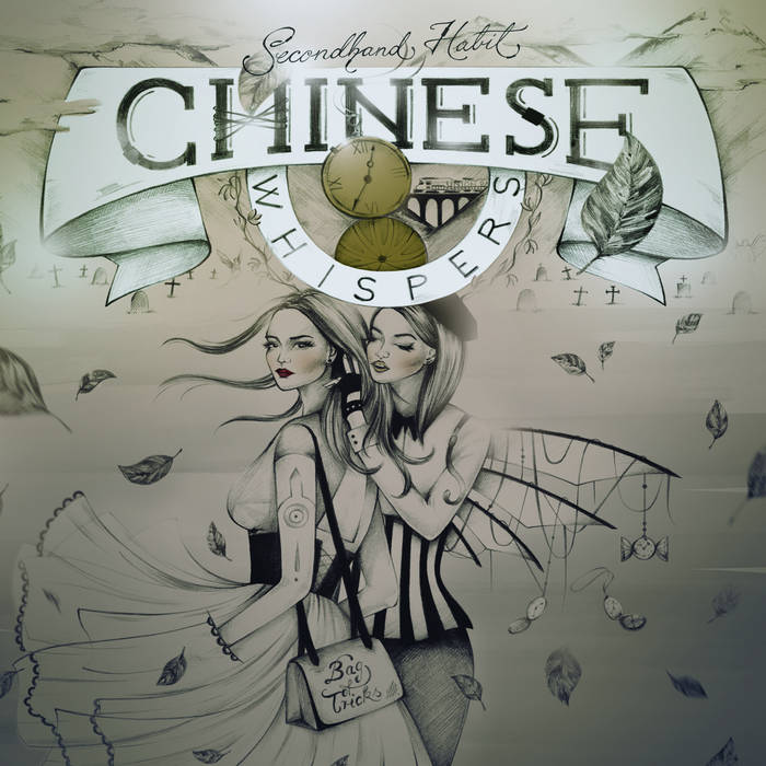 Chinese Whispers cover art
