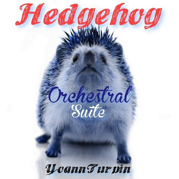 Hedgehog Orchestral Suite cover art