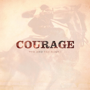 Courage cover art
