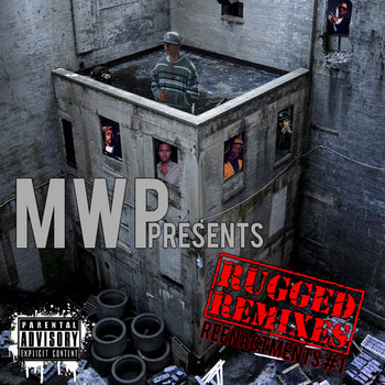 Rugged Remixes: Reenactments #1 cover art