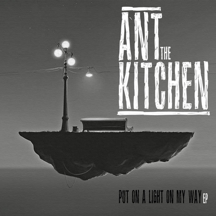 Put on a light on my way cover art