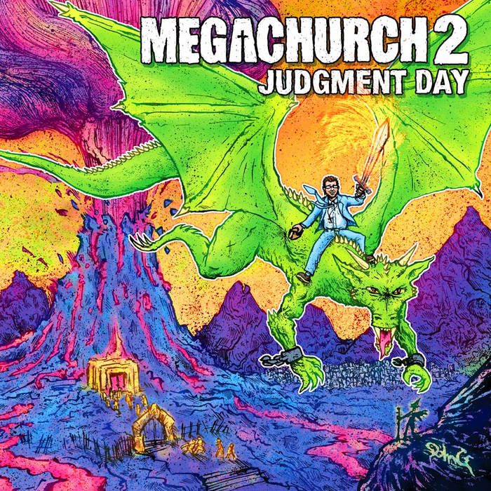 MEGACHURCH 2: JUDGMENT DAY cover art