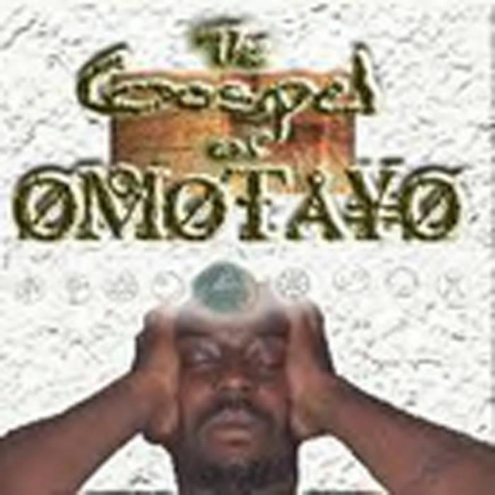 The Gospel Of Omotayo cover art