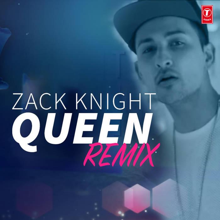 Queen Remix cover art