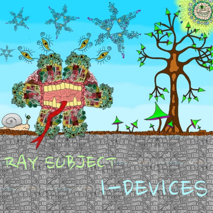 I-Devices cover art