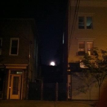 Stapleton Moon (A Work in Progress) cover art