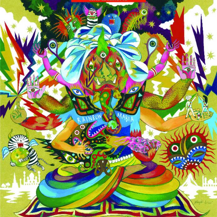 Kabukimono cover art