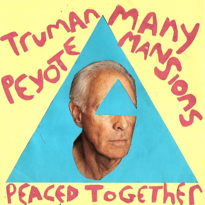 PEACED TOGETHER (side B) (2010) cover art