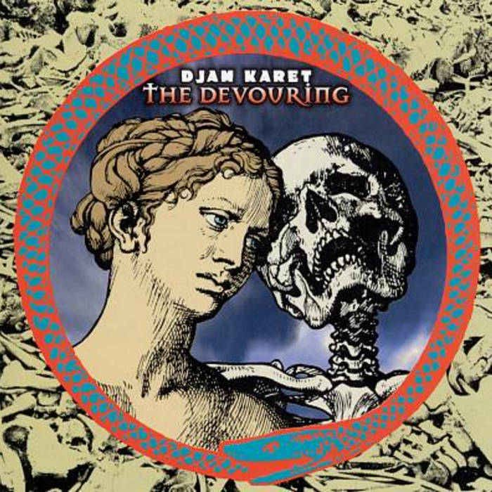 The Devouring cover art