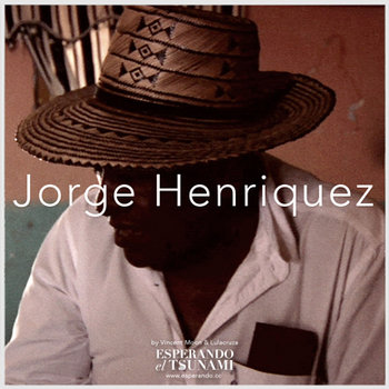 JORGE HENRIQUEZ (esperando el tsunami collection) cover art