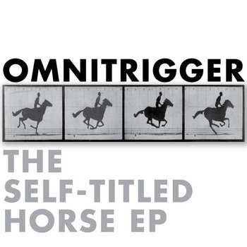 The Self-Titled Horse EP cover art