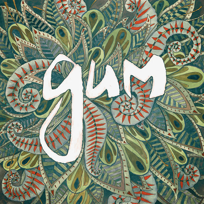 Gum cover art