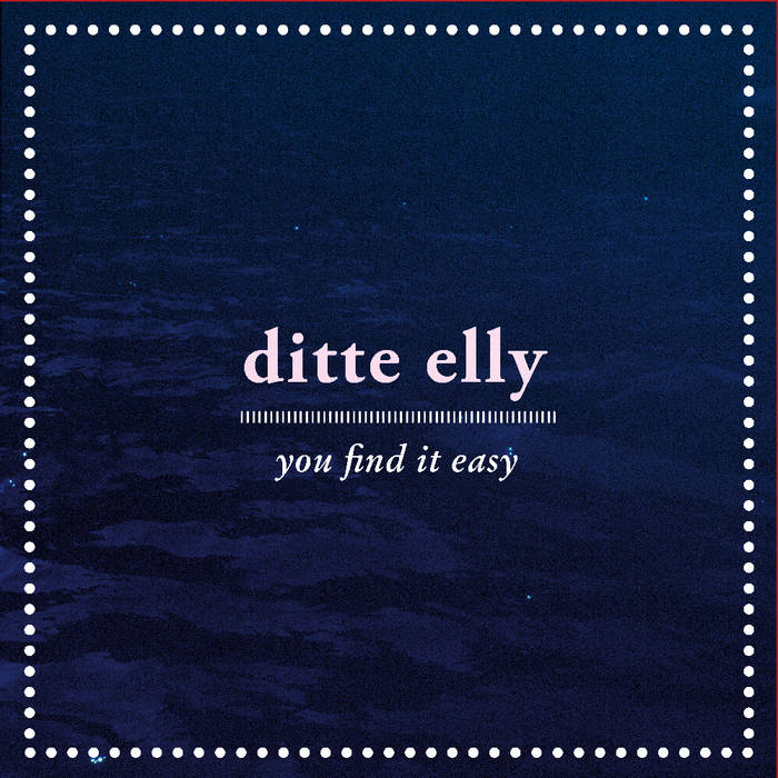 You Find It Easy cover art
