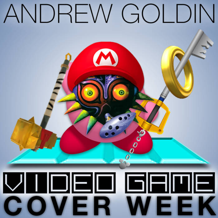 Video Game Cover Week cover art
