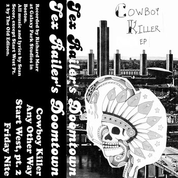 Cowboy Killer EP cover art