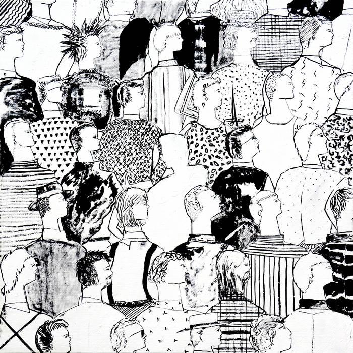 Fool's Punk Line LP cover art
