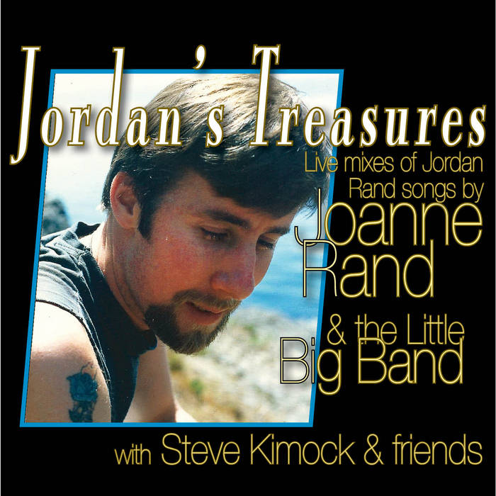Jordan's Treasures: Live mixes of Jordan Rand Songs cover art