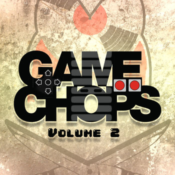 GameChops Vol. 2 cover art