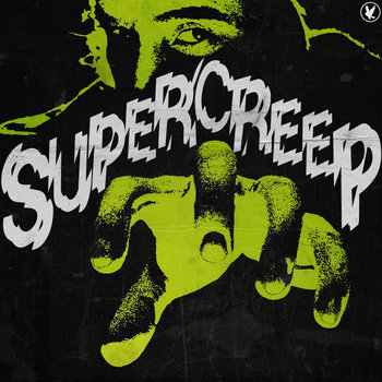 SUPERCREEP EP cover art
