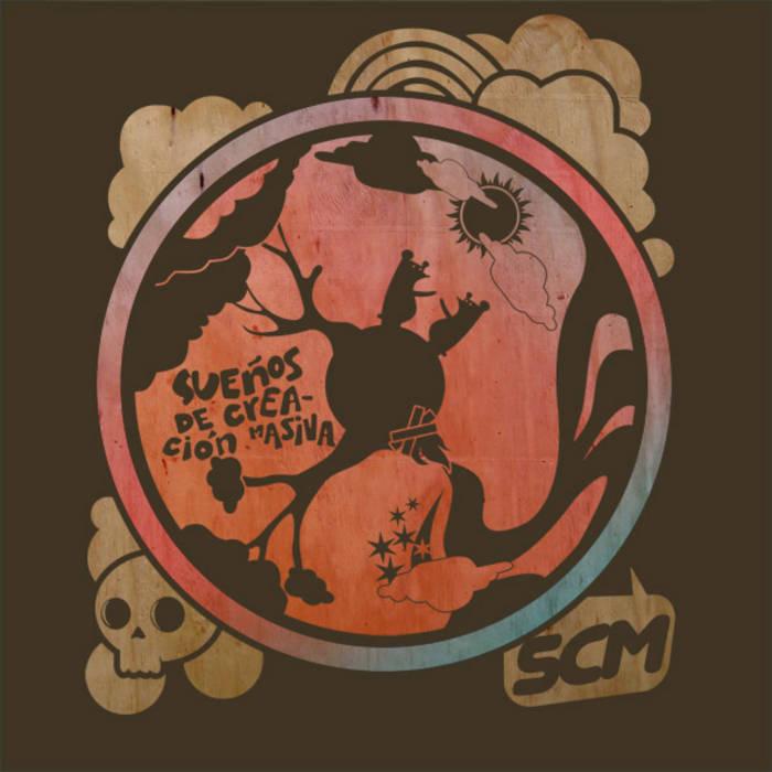 Sueños de Creación Masiva (2008) cover art