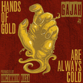 Hands of Gold Are Always Cold cover art