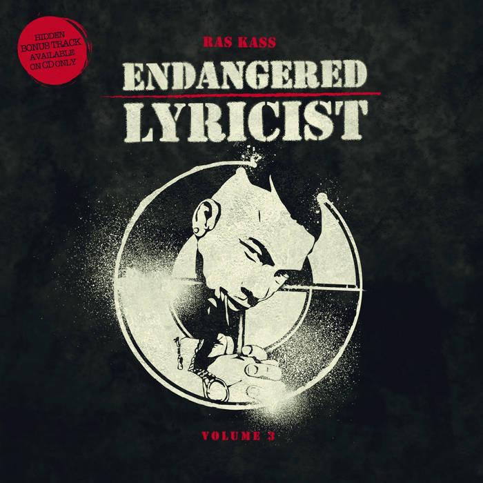Endangered Lyricist (Volume 3) cover art