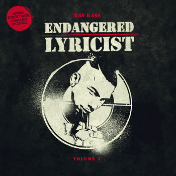 Endangered Lyricist (Volume 3) cover art