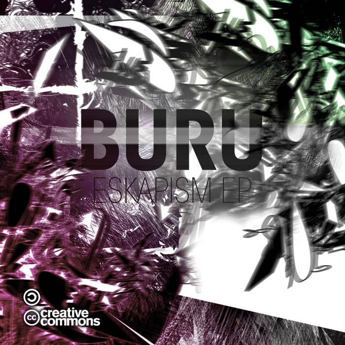 Buru - Eskapism EP cover art
