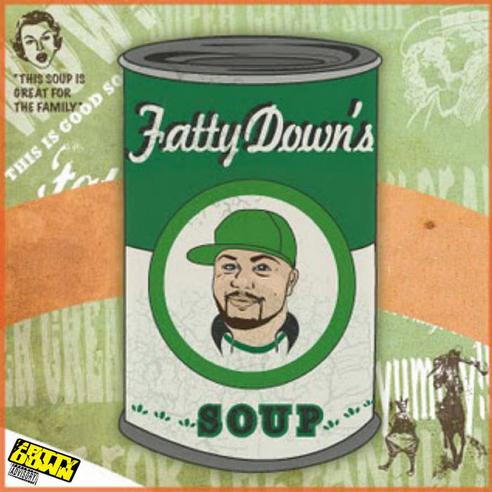 Soup cover art