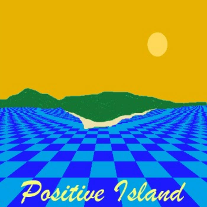 Positive Island cover art