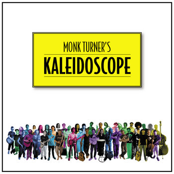 Kaleidoscope cover art