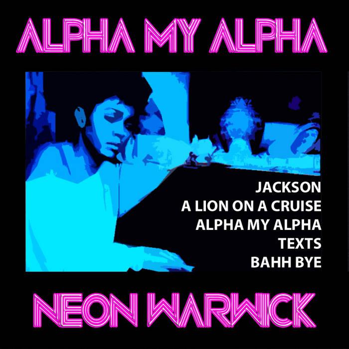 Alpha My Alpha cover art