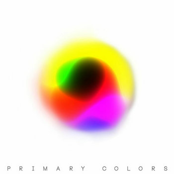 Primary Colors EP cover art