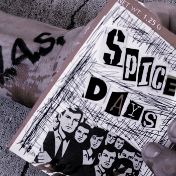 Spice Days cover art