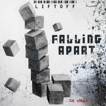 Falling apart (CD Single) cover art
