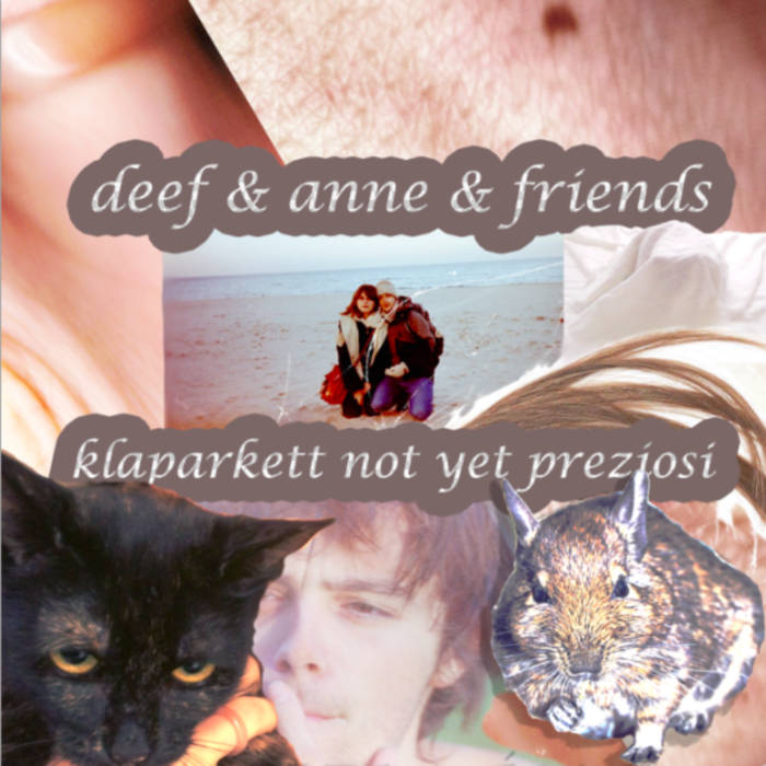 Klaparkett Not Yet Preziosi cover art
