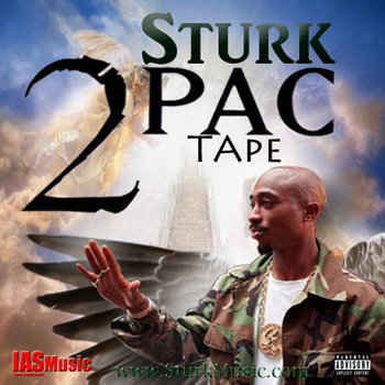 2pac Tape cover art