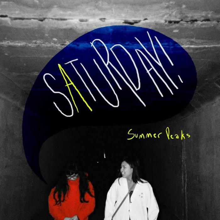 Saturday cover art