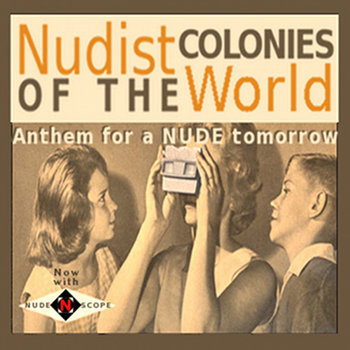 Anthem for a Nude Tomorrow cover art