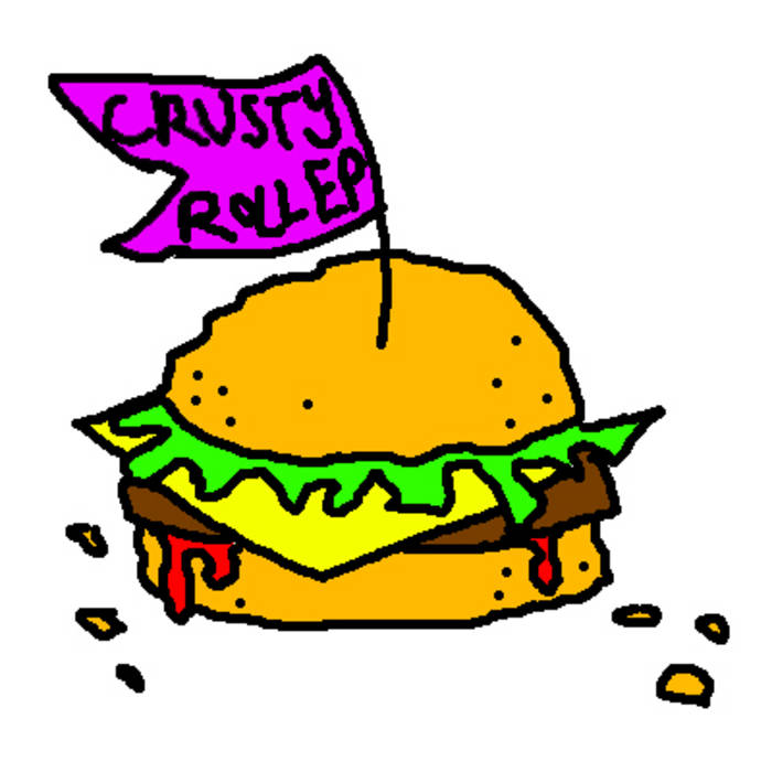 Crusty Rolls EP cover art