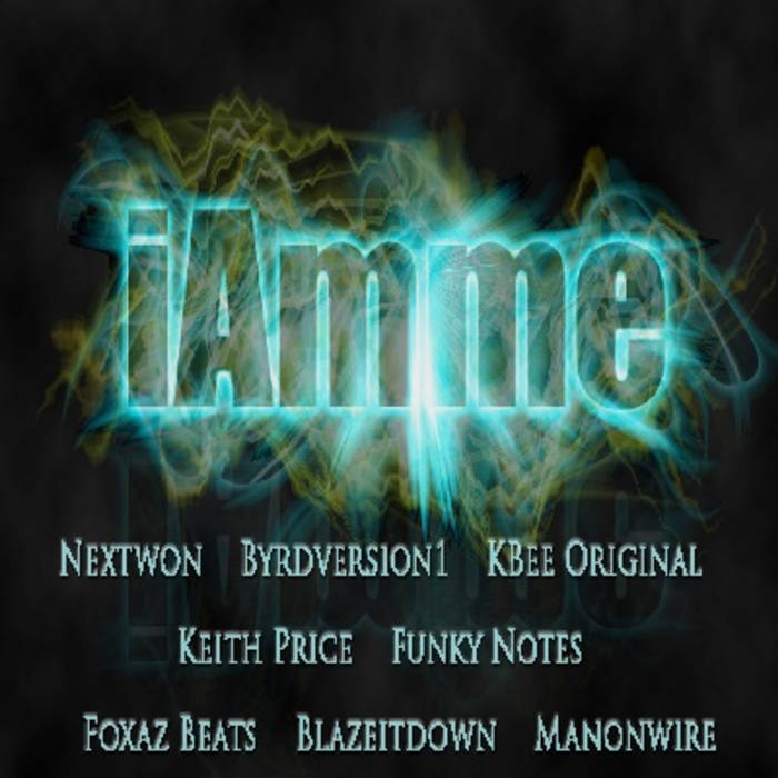 The I Am Me Remix Project cover art