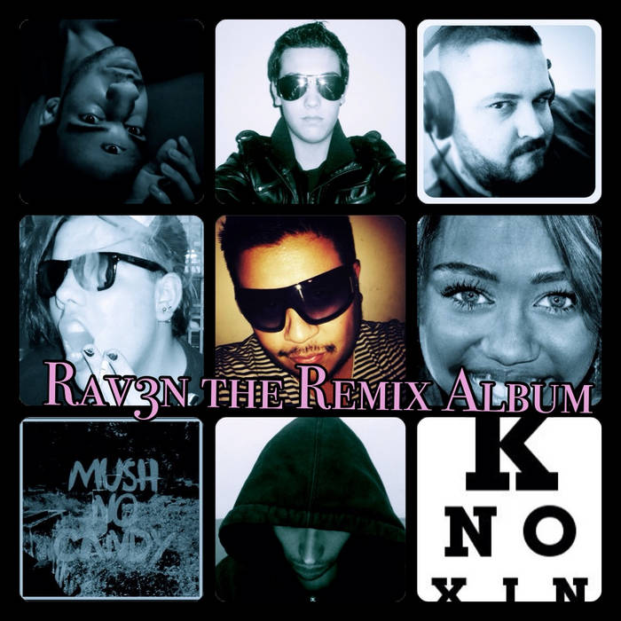 Raven The Remix Album - FREE DOWNLOAD cover art